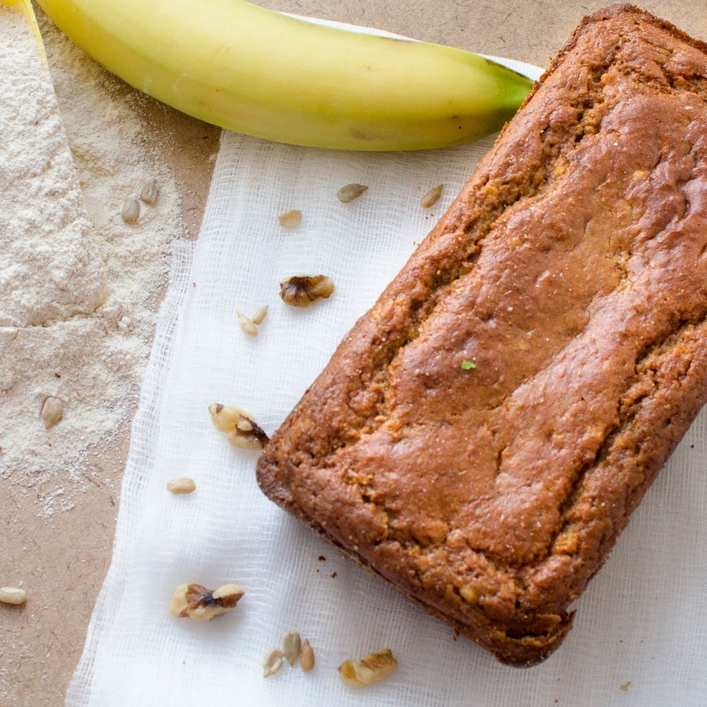 Banana Bread Featured