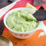 5-Min Easy Avocado Dip