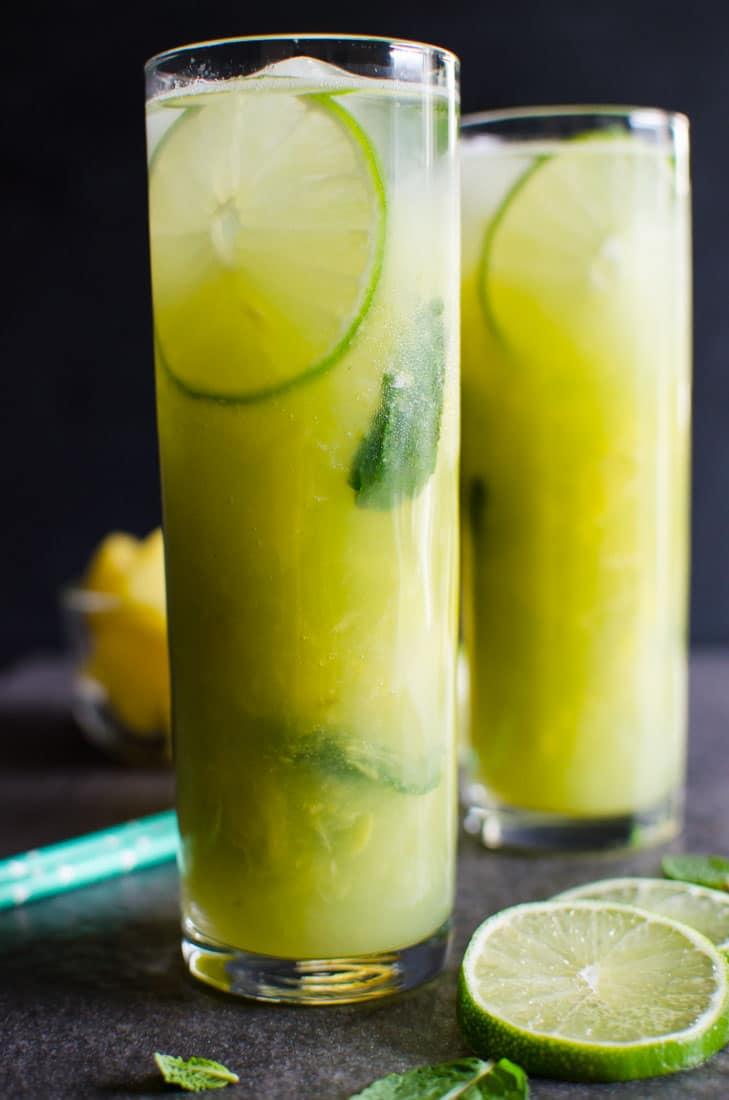 Pineapple Mojito 3