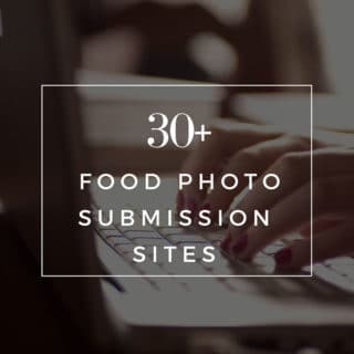 30+ Food Photo Submission Sites