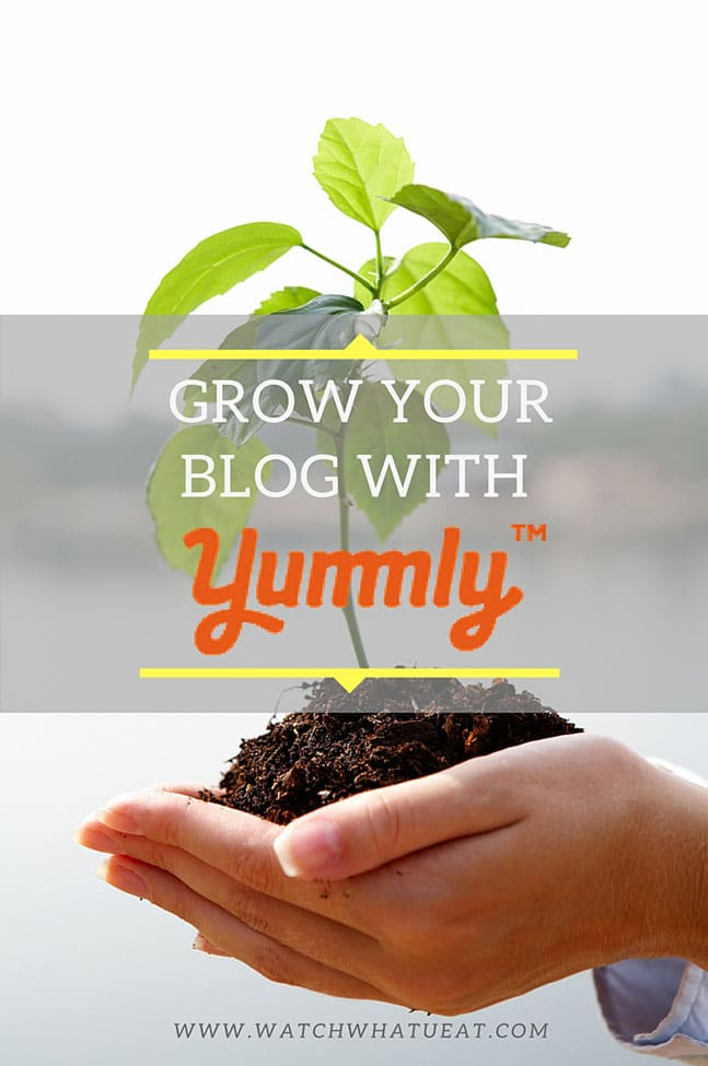 Are you a new food blogger and struggling to get traffic? Sign up with Yummly, install the Yum button on blog posts and grow your food blog with Yummly.