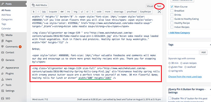 Text-Editor-Wordpress