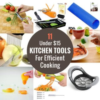 11 Kitchen Tools Every Cook Should Have