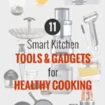 These kitchen tools and gadgets will inspire you to cook and eat healthy. Give them a try. Also great for giving as gifts.