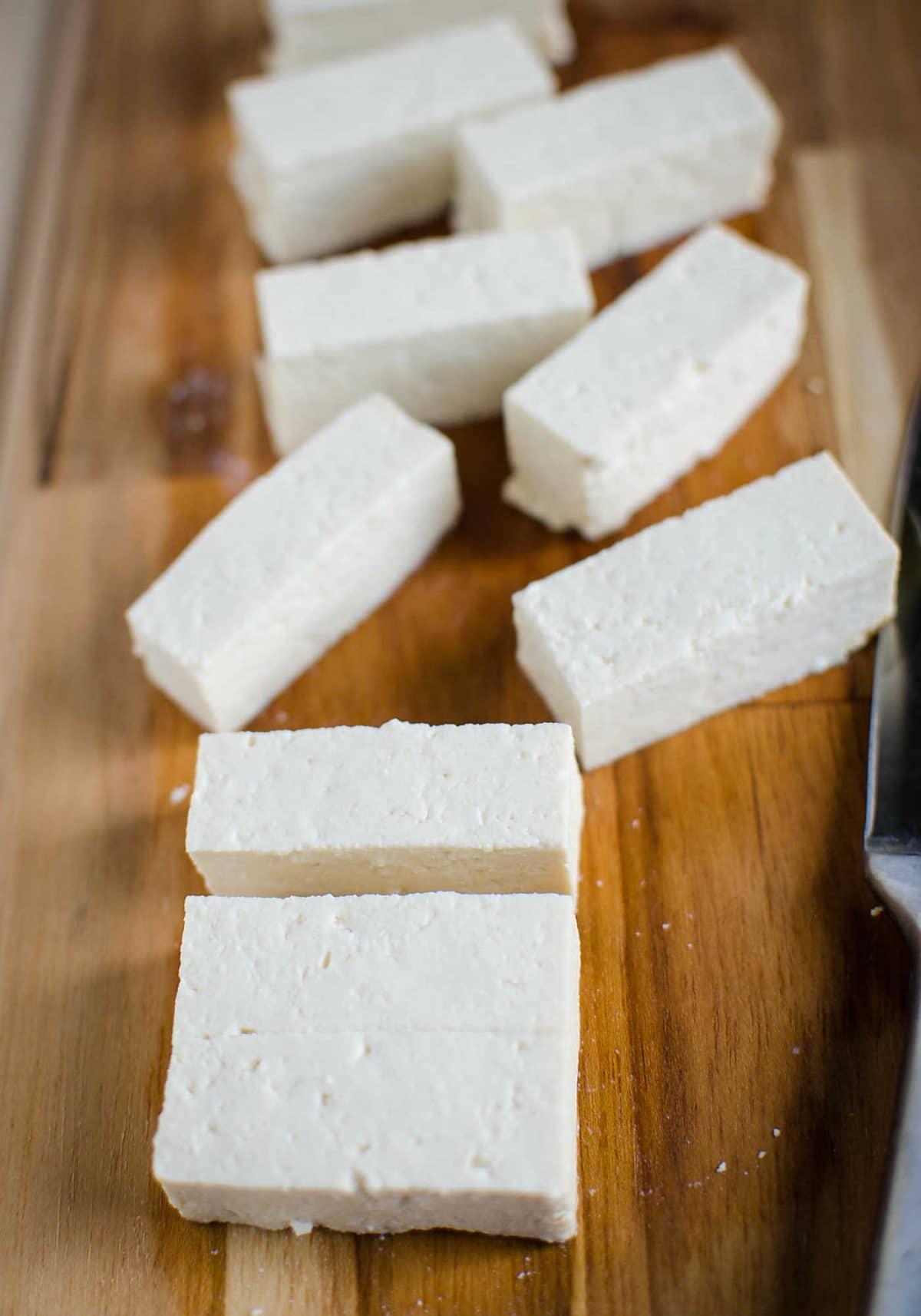 Tofu Spring Rolls. Vegan and gluten free