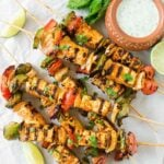 Make this Grilled Tofu Tikka Kebabs for starters or making Indian Tofu Tikka Masala.