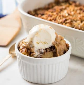 Best-Ever Healthy Apple Crisp Recipe