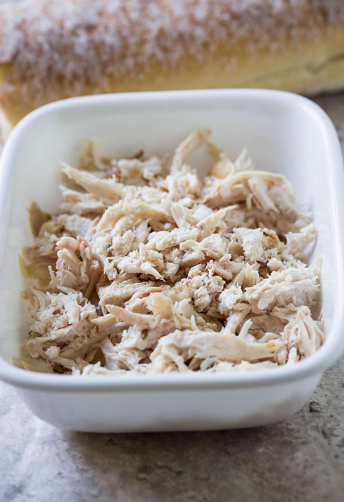 Healthy Leftover Chicken Sandwich Recipe | or Leftover Turkey Sandwich Recipe | #chicken #turkey #leftover