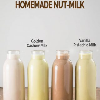 Easy Homemade Nut Milk And Nut Butter