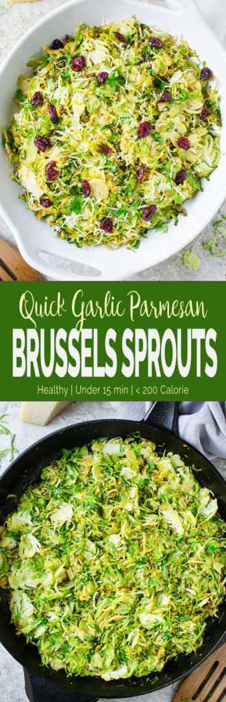 This shredded and sautéed brussels sprouts are super quick and easy to prepare in no time. A healthy side you can include in your party or holiday dinner menu. It is so addictive. | #brusselssprouts #healthysides #thanksgivingsides
