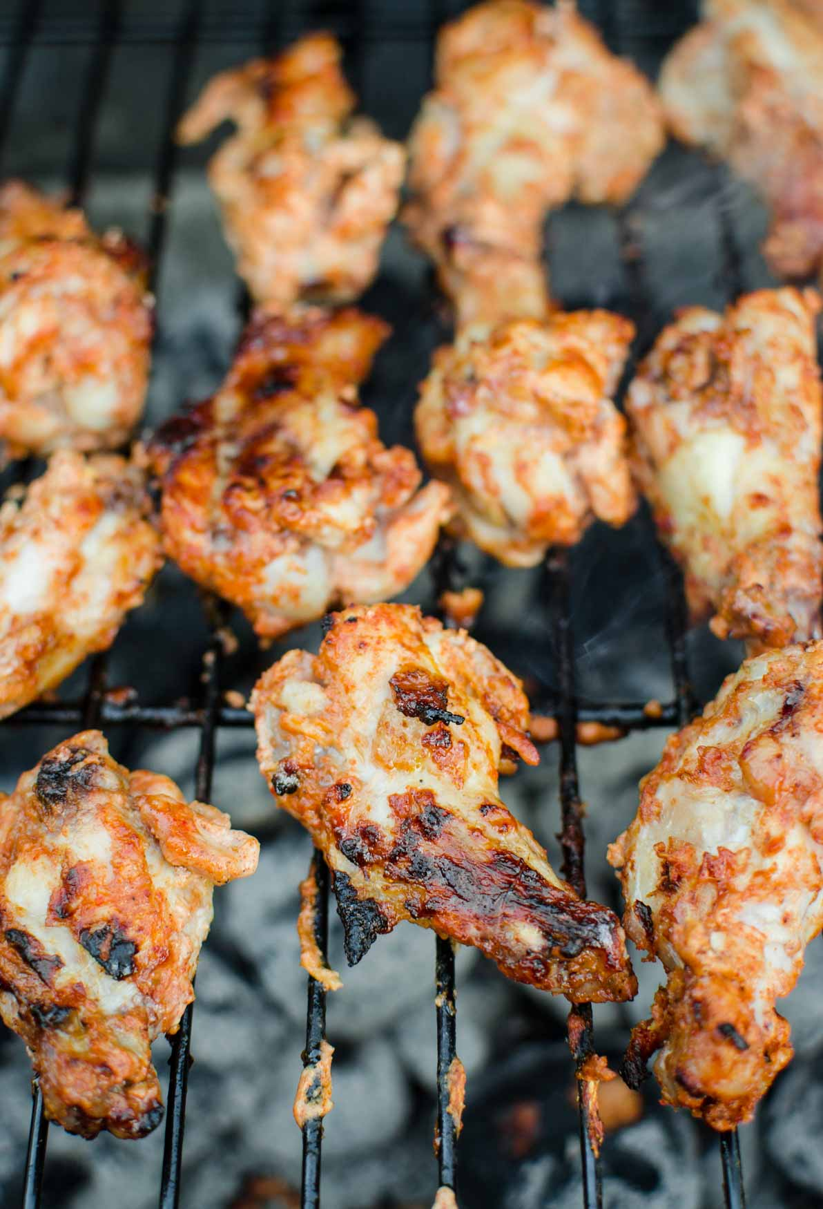 These grilled tandoori chicken wings are packed with amazing flavors that will want you to make them again and again.